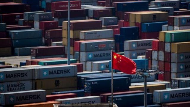 چینی برآمدات
