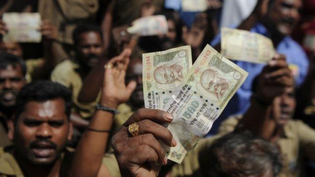 नोटबंदी और 500 रुपए के नोट