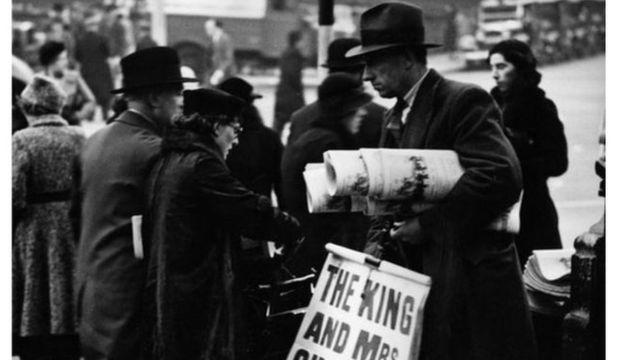 كانت سمبسون مذمومة في الصحافة البريطانية