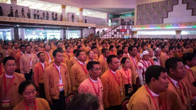 NLD ပါတီ ဟာ တိုင်ကြားမှုပေါင်း ၄၅၀ ကျော်ကို စစ်ဆေးအရေးယူထား