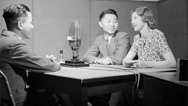 BBC Overseas Services 1943