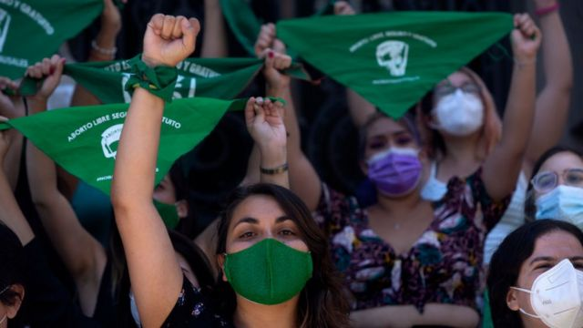 feminist movement chile