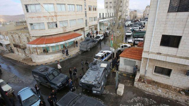 شكل الهجوم صدمة لكثير من الأردنيين