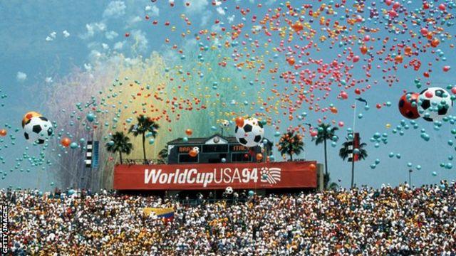 فینال جام جهانی 1994 در ورزشگاه رز بل در پاسادینای کالیفرنیا برگزار شد
