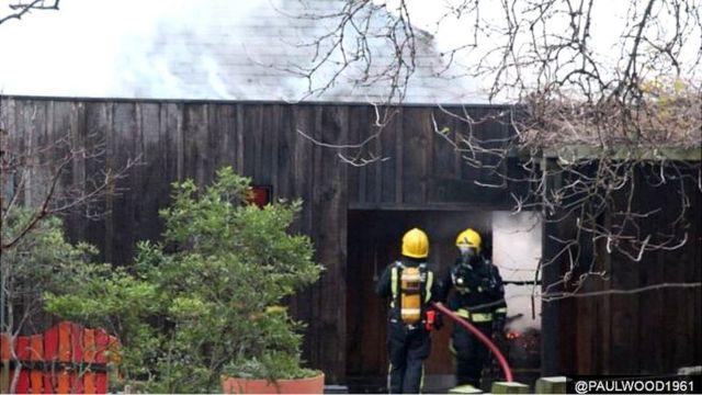 Cháy Sở Thú London