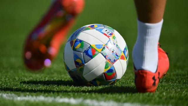 Uefa match ball