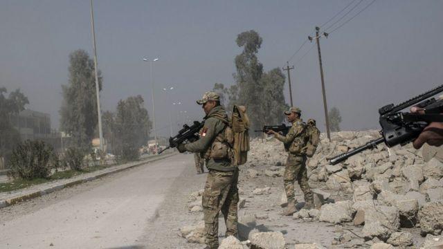 Mosul, Irak