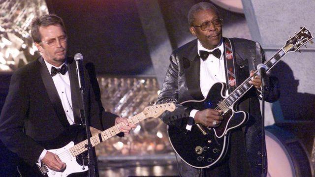 Eric Clapton y BB King