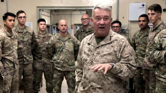 به گفته ژنرال مک کنزی ایران تهدیدی روزانه برای متحدان آمریکاست