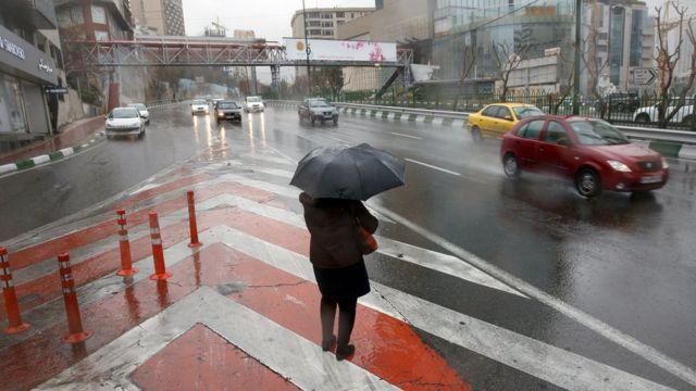 خیابان تهران