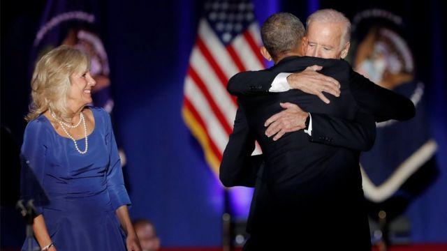 Joe Biden na Jill