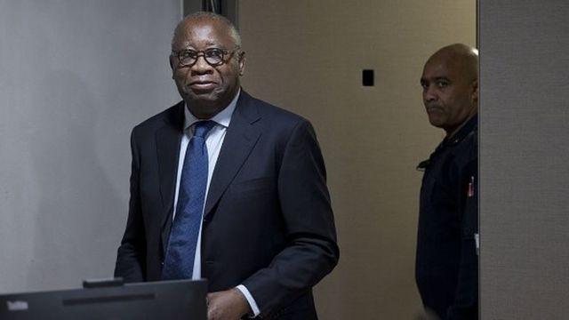 Laurent Gbagbo, 70 ans, est le premier ex-chef d'Etat poursuivi par la CPI