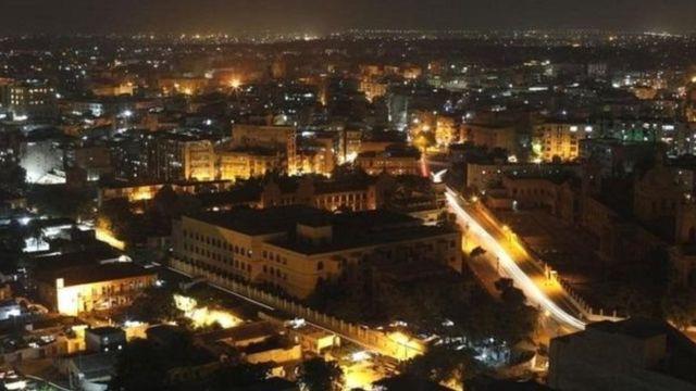 కరాచీ నగరం