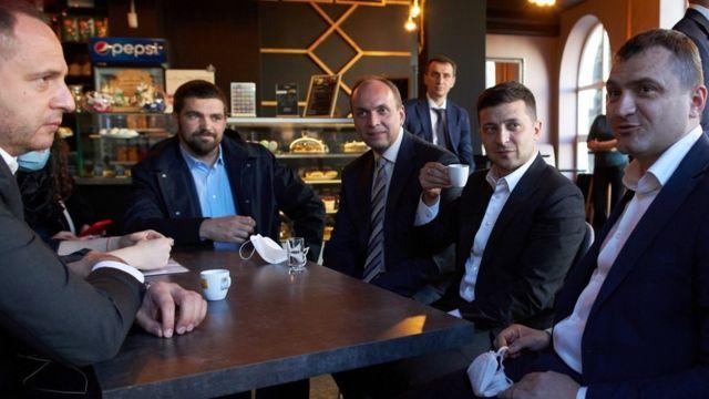 Та сама відома кава у Хмельницькому в часи карантину, коли кав'ярні були закриті