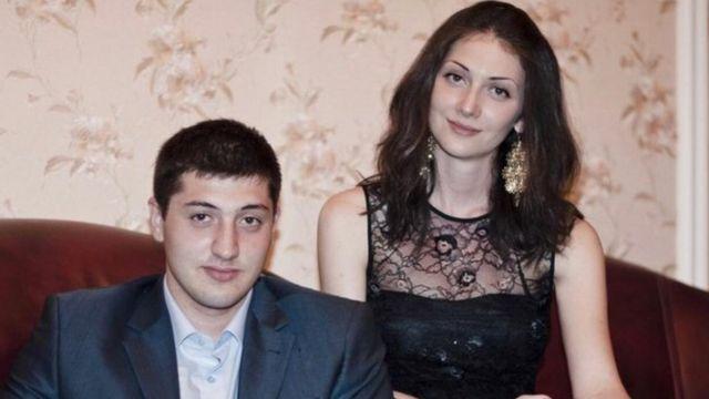 Залина Хадикова с братом Черменом