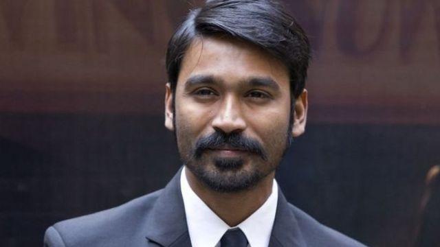 நடிகர் தனுஷ்