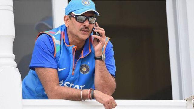 2019 वर्ल्ड कप तक रवि शास्त्री टीम इंडिया के हेड कोच हैं