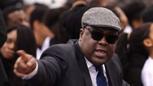 Félix Tshisekedi niwe yatowe kurongora UDPS no kuyihagararira mu matora