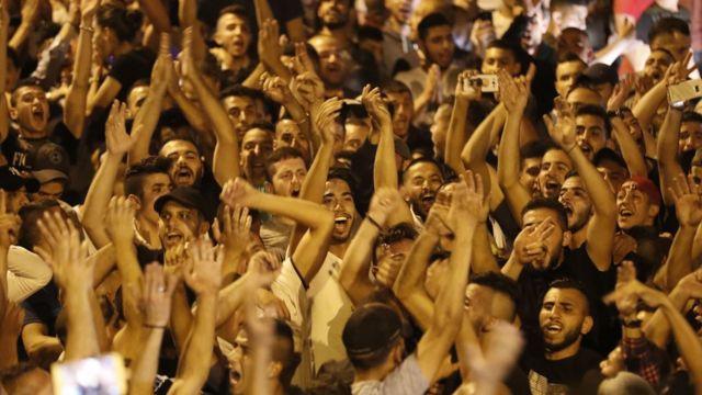 Celebrations in Jerusalem