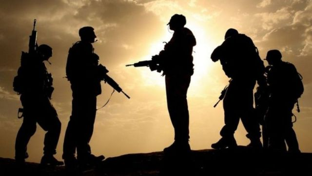 جنود الناتو في أفغانستان