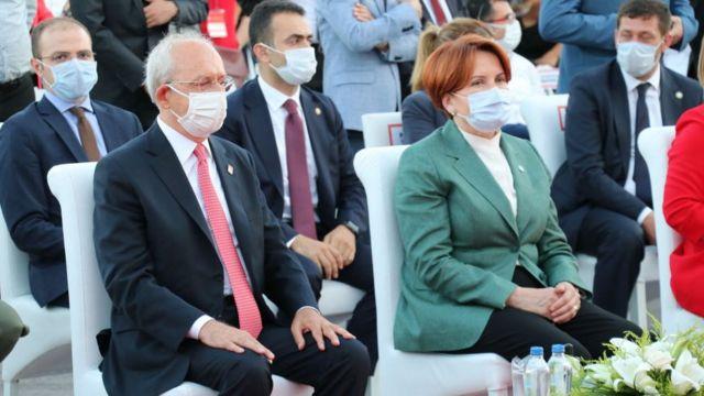 Kılıçdaroğlu ve Akşener