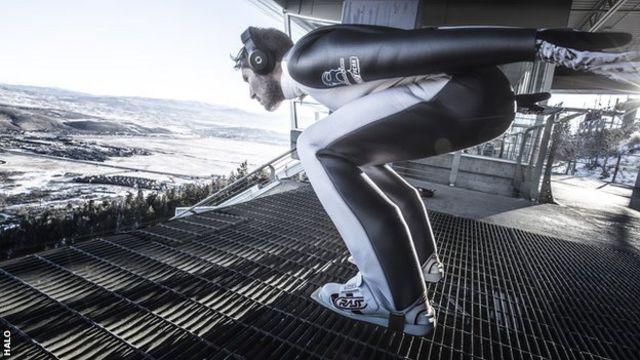 El esquiador Bryan Fletcher competirá en las Olimpiadas. (Foto: Halo).
