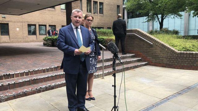 False expenses claim Tory MP Chris Davies fined £1,500
