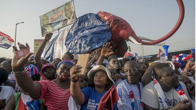 élection, ghana, accra