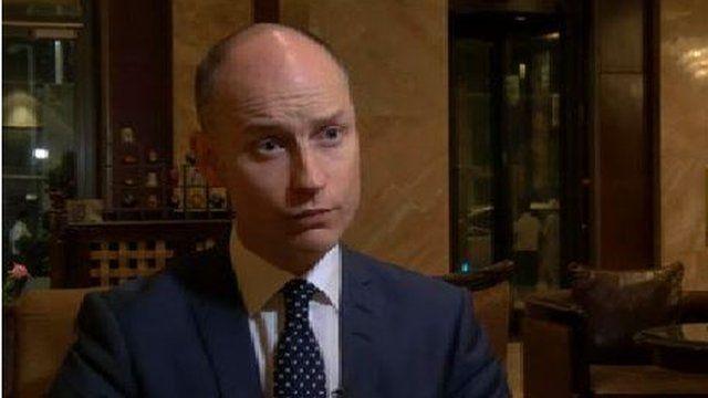 Aberavon MP Stephen Kinnock