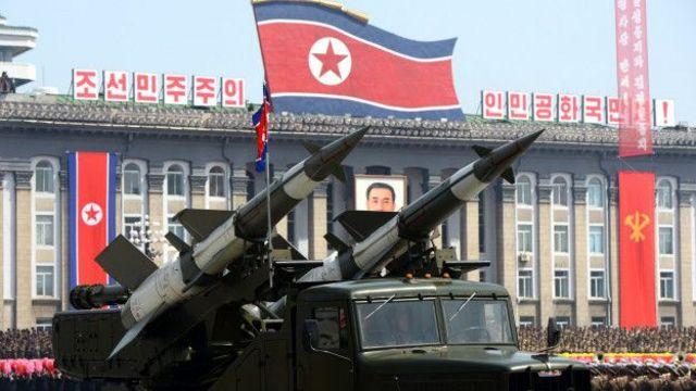 Missile za Korea ya rugurua