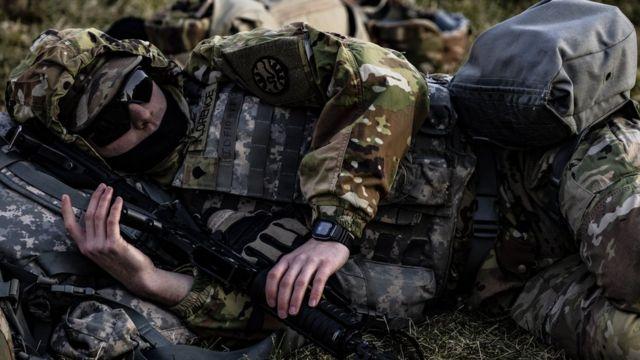 Военный Нацгвардии США