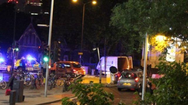 حادثة لندن