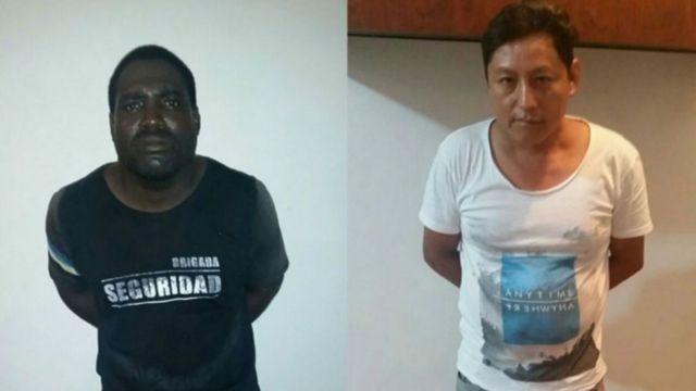 Los dos sospechosos continúan en prisión preventiva.