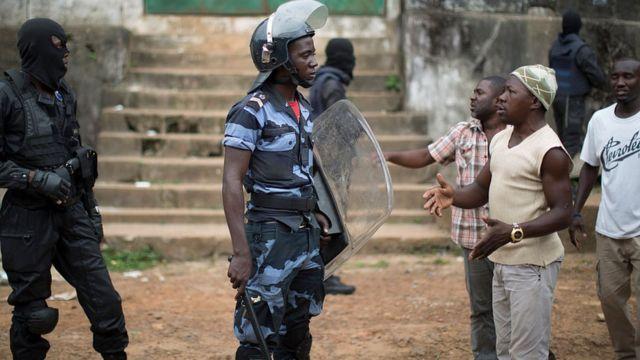 Gabon, Libreville