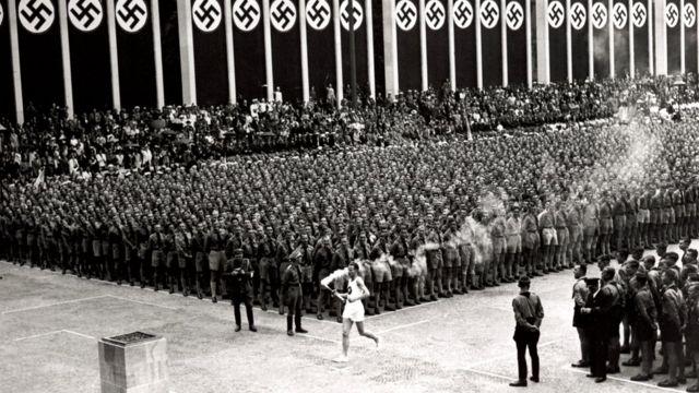 Традиция эстафеты олимпийского огня родилась именно на Играх в Берлине 1936 года