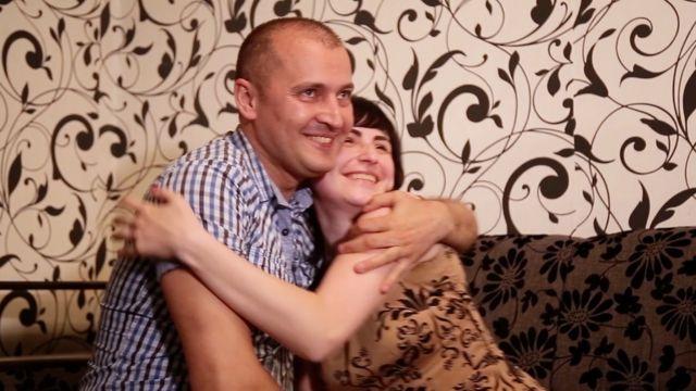 Костянтин і Ольга Ерєшови