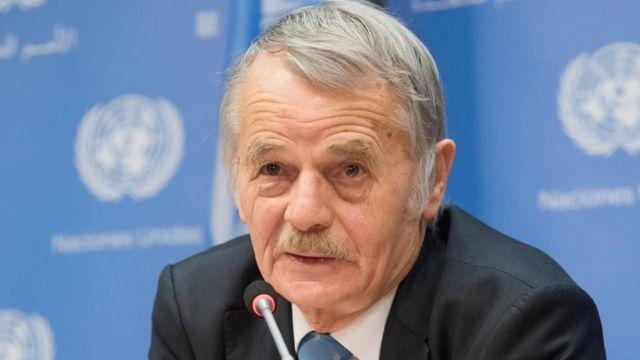 Мустафа Джамилев