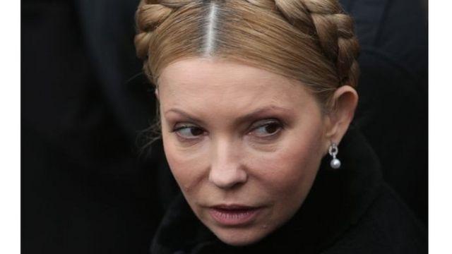Yulia Volodymyrivna Tymoshenko waxay horay Ra'iisul wasaare uga soo noqotay Ukraine