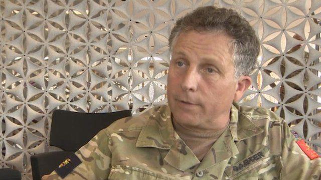 General Sir Nick Carter