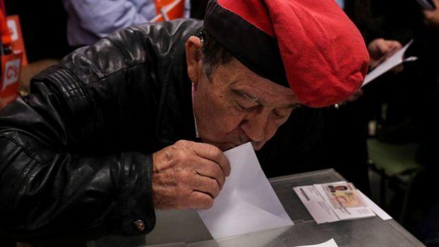 نظرسنجیها پیروزی احزاب حامی استقلال کاتالونیا را پیشبینی کرده بود