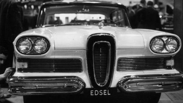 फ़ोर्ड ऐलसेल कार.