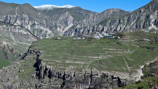 дагестан, село