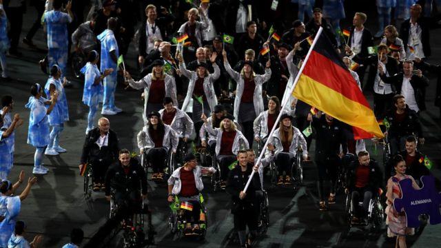 Delegação da Alemanha