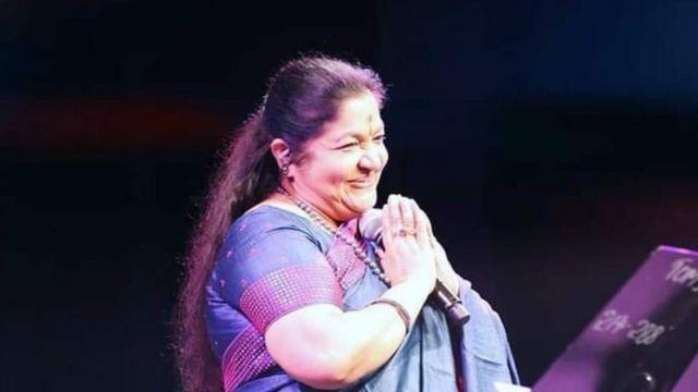 பாடகி சித்ரா