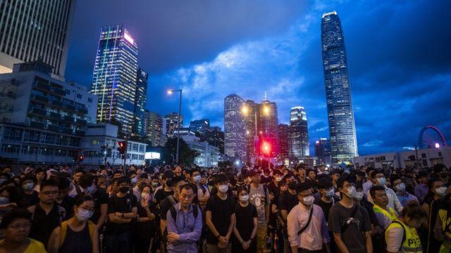 الاحتجاجات أثرت في أسعار العقارات التجارية والسكنية في هونغ كونغ