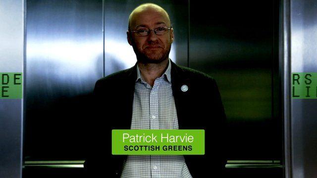 Patrick Harvie