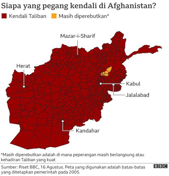 afghanistan power map
