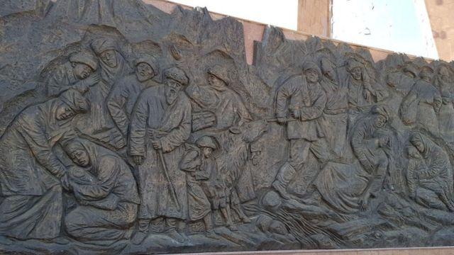"""""""Ата-Бейит"""" Улуттук тарыхый-мемориалдык комплекси"""