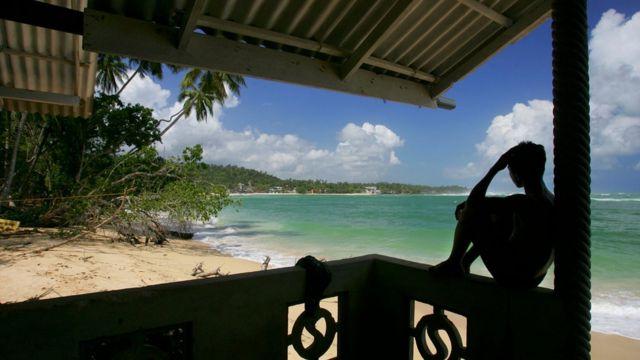 Scared Sri Lanka honeymooners 'just want to get home'