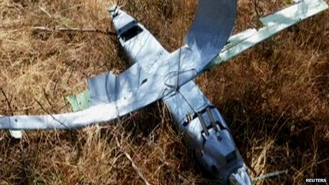 Syria crisis: Downed drone 'a warning shot by Turkey'